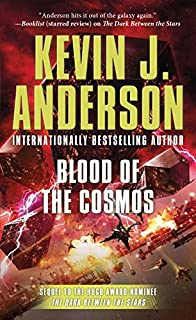 Blood of the Cosmos: The Saga of Shadows, Book Two