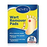 Foot Corn Removal Pads, Foot Corn Removal Plasters with Hole, Corns and Callus