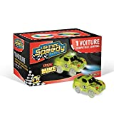 LIGHTNING SPEEDY Nouveau Voiture Lumineuse Crazy Mike Compatible Circuit Looping - Vu à la TV