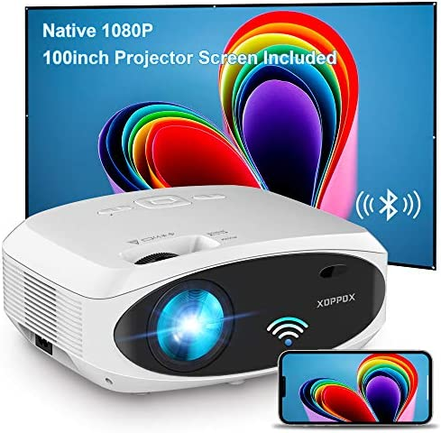 Top 10 Best 1080 p projector Reviews