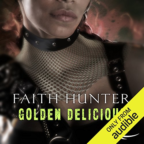 Golden Delicious audiobook cover art