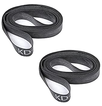 Kenda Bicycle Rubber Rim Strips  Sold as Pair   26x1.75 20mm Wide