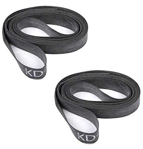 Kenda Bicycle Rubber Rim Strips (Sold as Pair) (26x1.75, 20mm Wide)