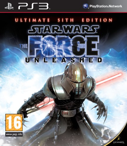 Star Wars: The Force Unleashed - The Ultimate Sith Edition (Playstation 3) [importación inglesa]