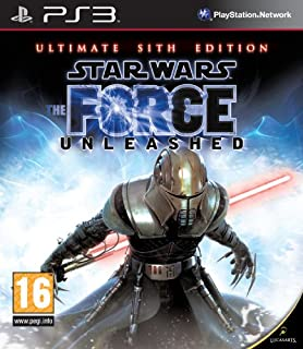 Star Wars: The Force Unleashed - The Ultimate Sith Edition (PS3) (B002SNBFFQ) | Amazon price tracker / tracking, Amazon price history charts, Amazon price watches, Amazon price drop alerts