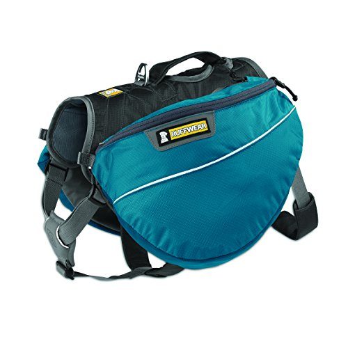 Ruffwear 50101-430S2 Hunderucksack, XXS, pacific blau