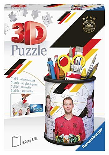 Ravensburger 3D Puzzle 11154 - Utensilo Harry Potter - 54 Teile - Stiftehalter für Harry Potter Fans ab 6 Jahren, Schreibtisch-Organizer für Kinder