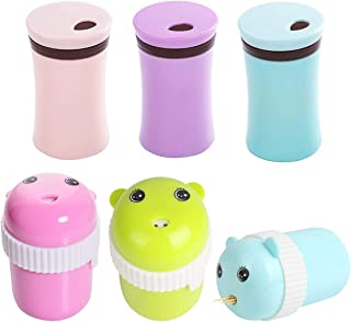 Guador Porte-cure-dents Portable Plusieurs Couleurs Panda Mignon Lisse épais Solide et Durable Distributeur de Cure-dents ...