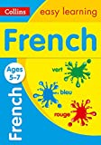 Collins Easy Learning: French Ages 5-7: New edition