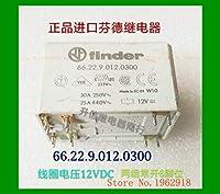 1PC Relay 66.22.9.012.0300 DC12V 30A 250VAC 6