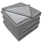 Best Dish Cloths - S&T INC. Microfiber Dish Cloths for Washing Dishes Review