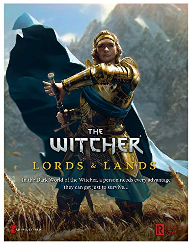 The Witcher RPG: Lords and Lands Expansion