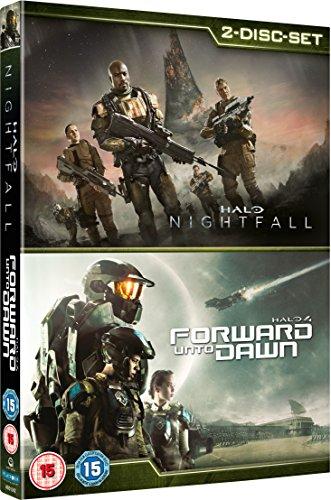 Halo 4: Forward Unto Dawn/Halo: Nightfall Double Pack [DVD] [UK Import]