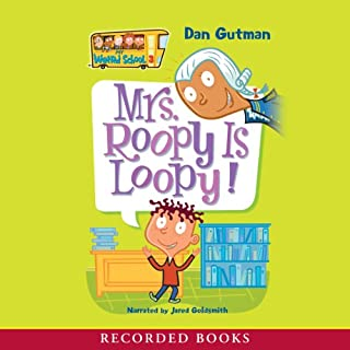 Mrs. Roopy Is Loopy audiobook cover art