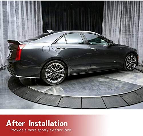 Cadillac ats body kit _image1