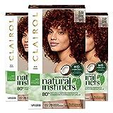 Clairol Natural Instincts Semi-Permanent Hair Dye, 5R Medium Auburn...