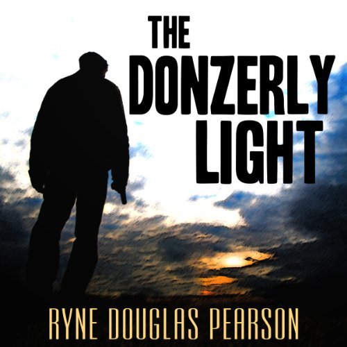 The Donzerly Light audiobook cover art