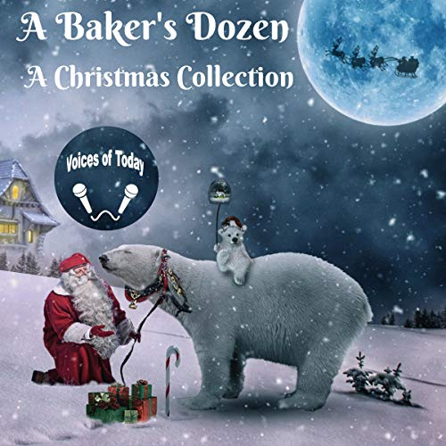 A Baker's Dozen - a Christmas Collection                   By:                                                                                                                                 L. Frank Baum,                                                                                        Jacob Riis,                                                                                        Washington Irving,                   and others                          Narrated by:                                                                                                                                 Suzanne Barbetta,                                                                                        Cate Barratt,                                                                                        Marty Krz,                   and others                 Length: 6 hrs and 18 mins     Not rated yet     Overall 0.0