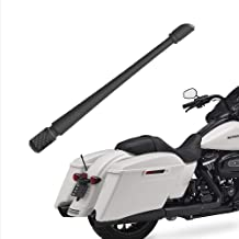 Rydonair Antenna Compatible with Harley Davidson 1998-2019 | 7 inches Flexible Rubber Antenna Replacement | Designed for Optimized FM/AM Reception