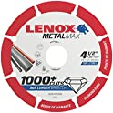 "Lenox MetalMax 4 1/2"" Diamond Edge Cutting Wheel"