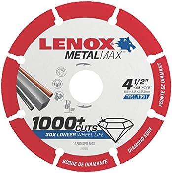 Lenox MetalMax 4 1/2