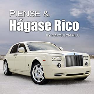 Piense & Hágase Rico audiobook cover art