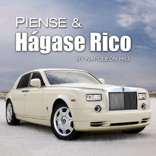 Piense & Hágase Rico audiobook cover art