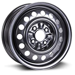 New Aftermarket steel rim / wheel, perfect for replacement wheel, spare tire / rim or full wheel swap. All RTX steel rims / wheels are tested and approved to meet or exceed Certified Quality Standards Rim / Wheel size: 15X6 Bolt Pattern: 4-114.3, Cen...