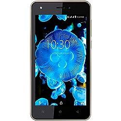 Karbonn K9 Kavach 4G Volte Dual SIM Fingerprint Sensor Mobile Phone-Champ