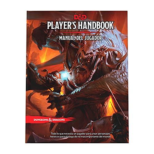 Player's Handbook: Manual del Jugador (Dungeons & Dragons)