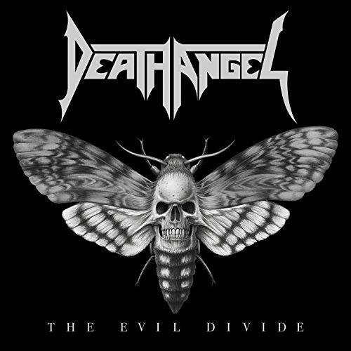 The Evil Divide (CD/DVD) by Death Angel