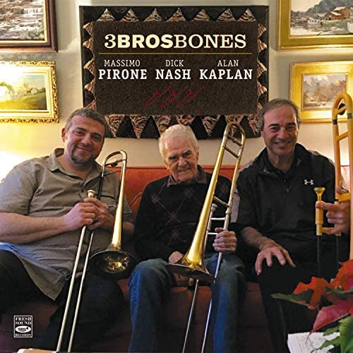 Alan Kaplan, Dick Nash & Massimo Pirone feat. Alessandro Bonanno, Alfredo Bochicchio, Flavia Ostini & Marco Rovinelli