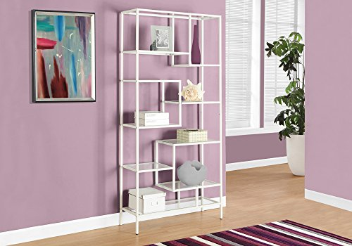 Ikea Kallax Bookcase Shelving Unit Display Black Brown Modern Shelf