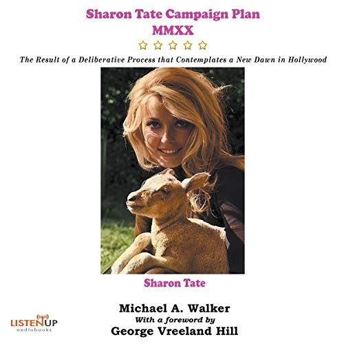 Sharon Tate Campaign Plan MMXX cover art