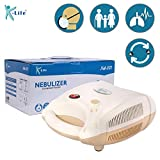 K-Life Neb-101 Nebulizer with free storage pouch