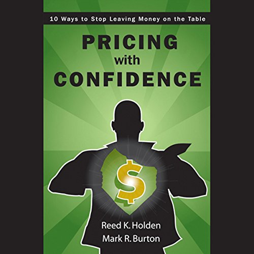 Pricing with Confidence  Audiolibri