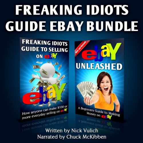 Freaking Idiots Guide Two-Book Bundle Audiobook By Nick Vulich cover art