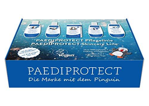 Set de higiene y cuidado de la piel para bebés, niños y pi