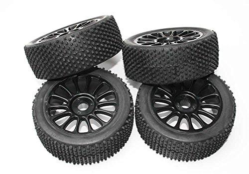 Carson Specter 1:8 Buggy Buggyräder (4) 17mm Mitnehmer 500900075 CS1®