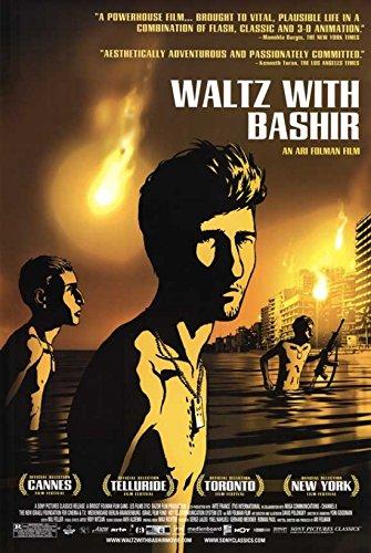 Waltz with Bashir Movie Poster (68,58 x 101,60 cm)
