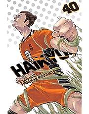 Haikyu!!, Vol 40
