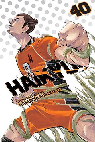 Haikyu!! 40: Volume 40