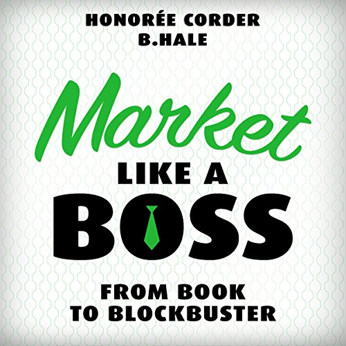 Market Like a Boss audiobook cover art