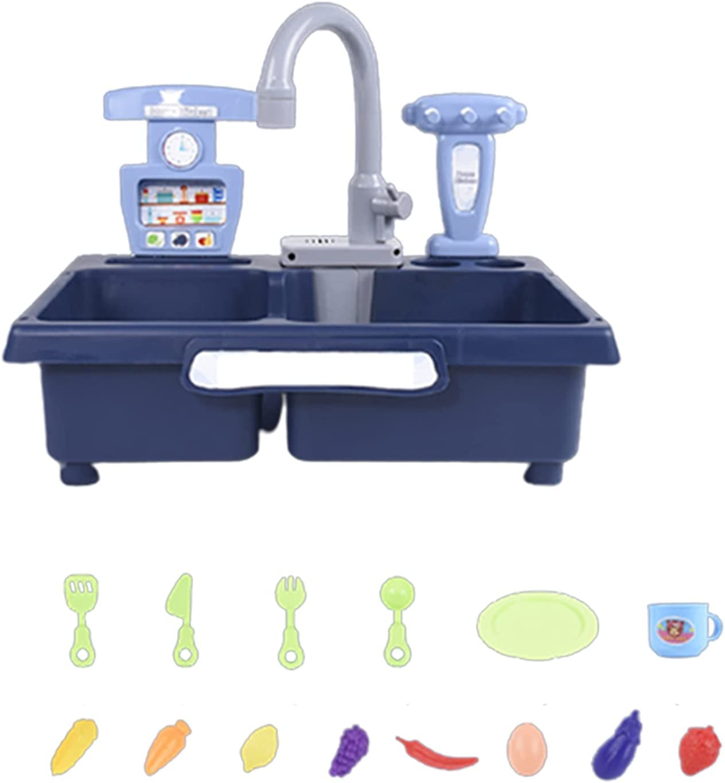 Children Kitchen Sink Toys Dishwash Electric Simulation Over item handling ☆ excellence