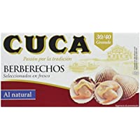 Cuca Berberecho Grande - 63 gr