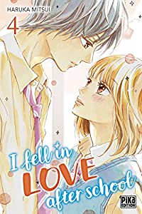 I fell in love after school Edition simple Tome 4
