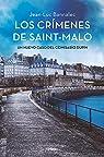 Los crímenes de Saint-Malo par Bannalec