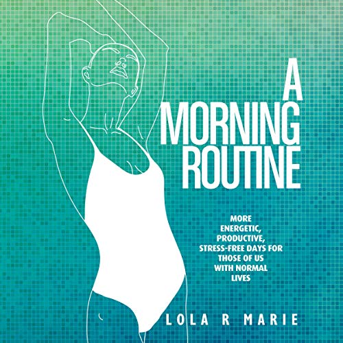 A Morning Routine audiobook cover art