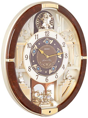 Seiko Golden Trumpets Melodies in Motion