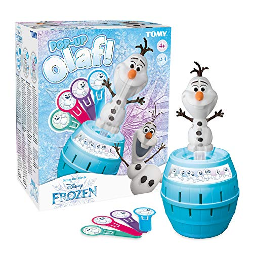 Desconocido Tomy Frozen Pop Up Olaf by .